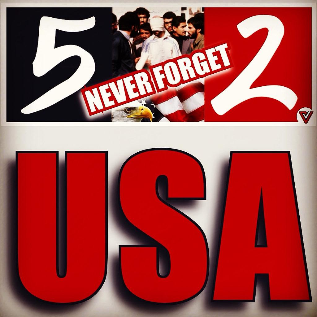 52 Hostages 52 Sites