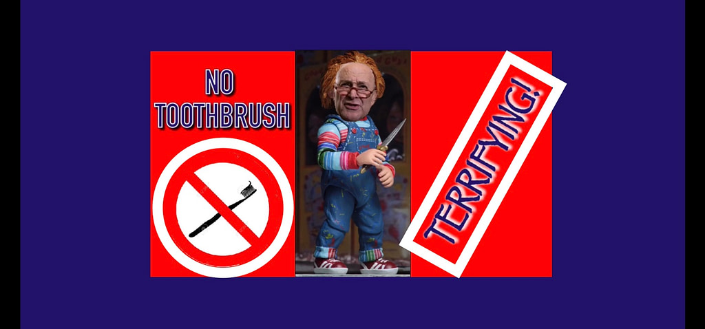 Child's Play: Chucky at the Border