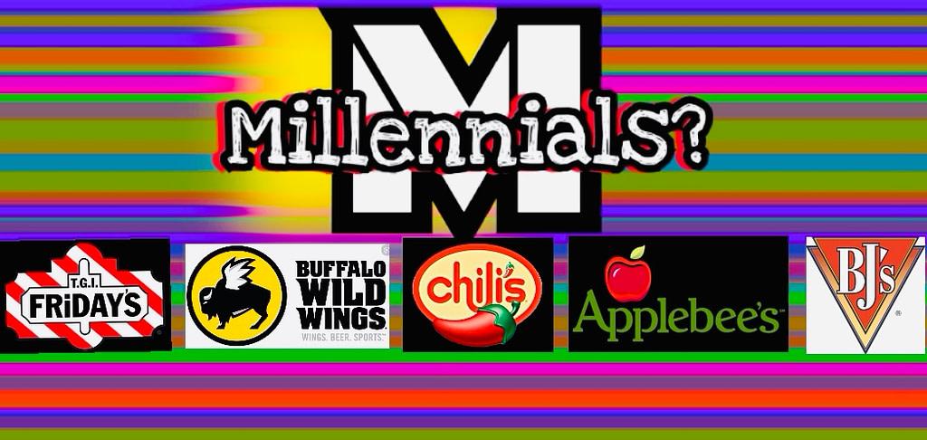 Millennials v Gen X