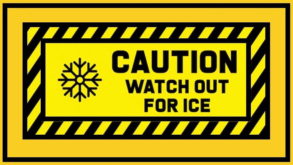 ICE ADVISORY