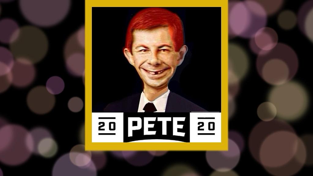 Pete Buttigieg Alfred E