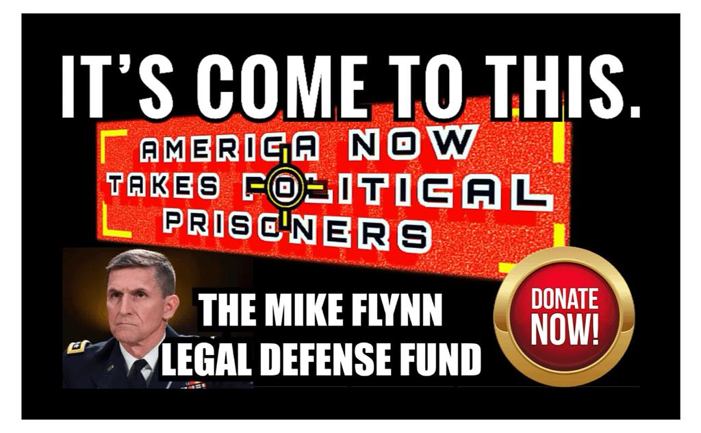 The Mike Flynn Legal Defense Fund