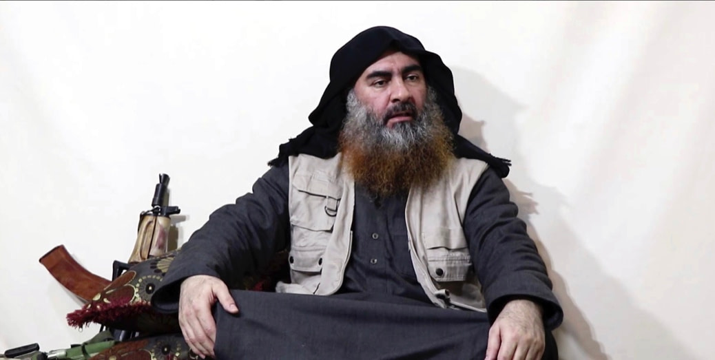 Baghdadi Died Like a Bitch