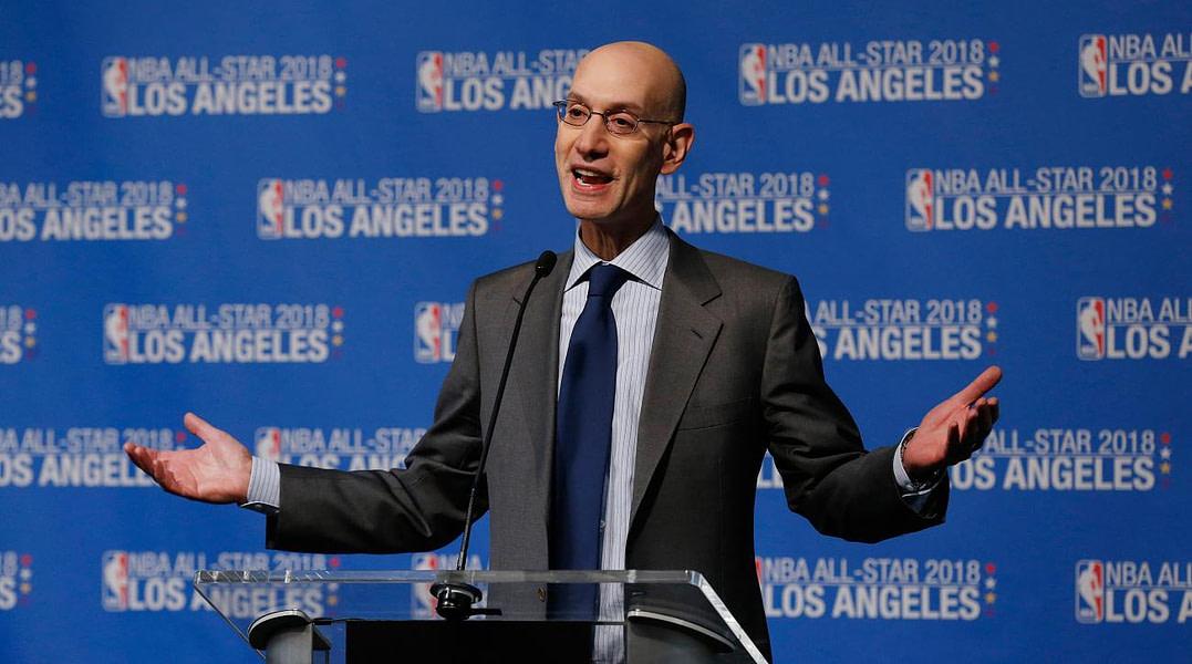 NBA Hypocrisy on China