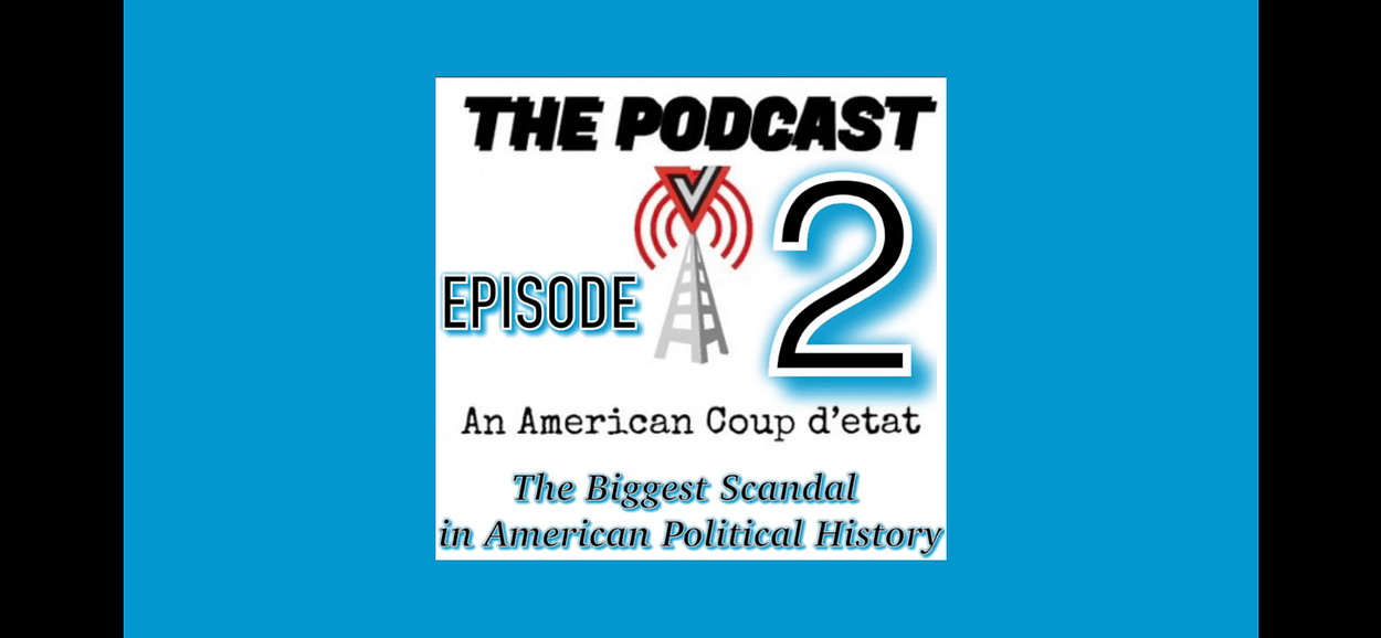 Biggest Scandal in American Political History