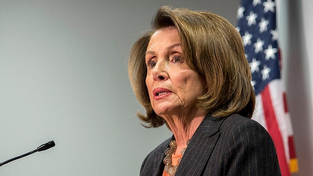 Nancy Pelosi's Ashes?