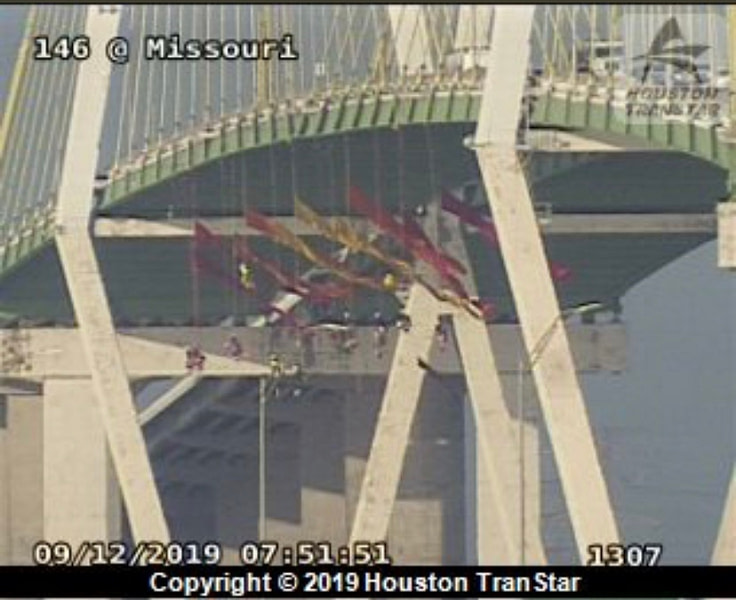 Houston Ship Channel Shutdown