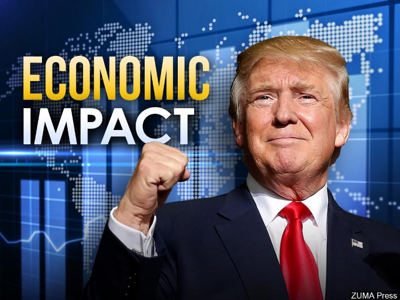 President Trump has our Economy Booming