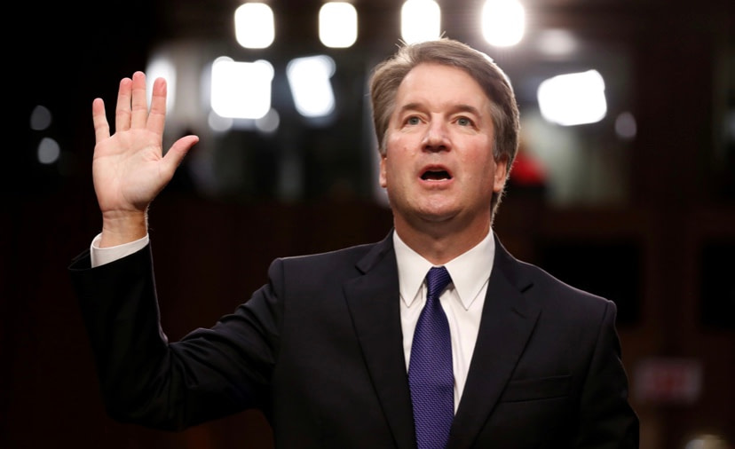 Look at what they did to Brett Kavanaugh