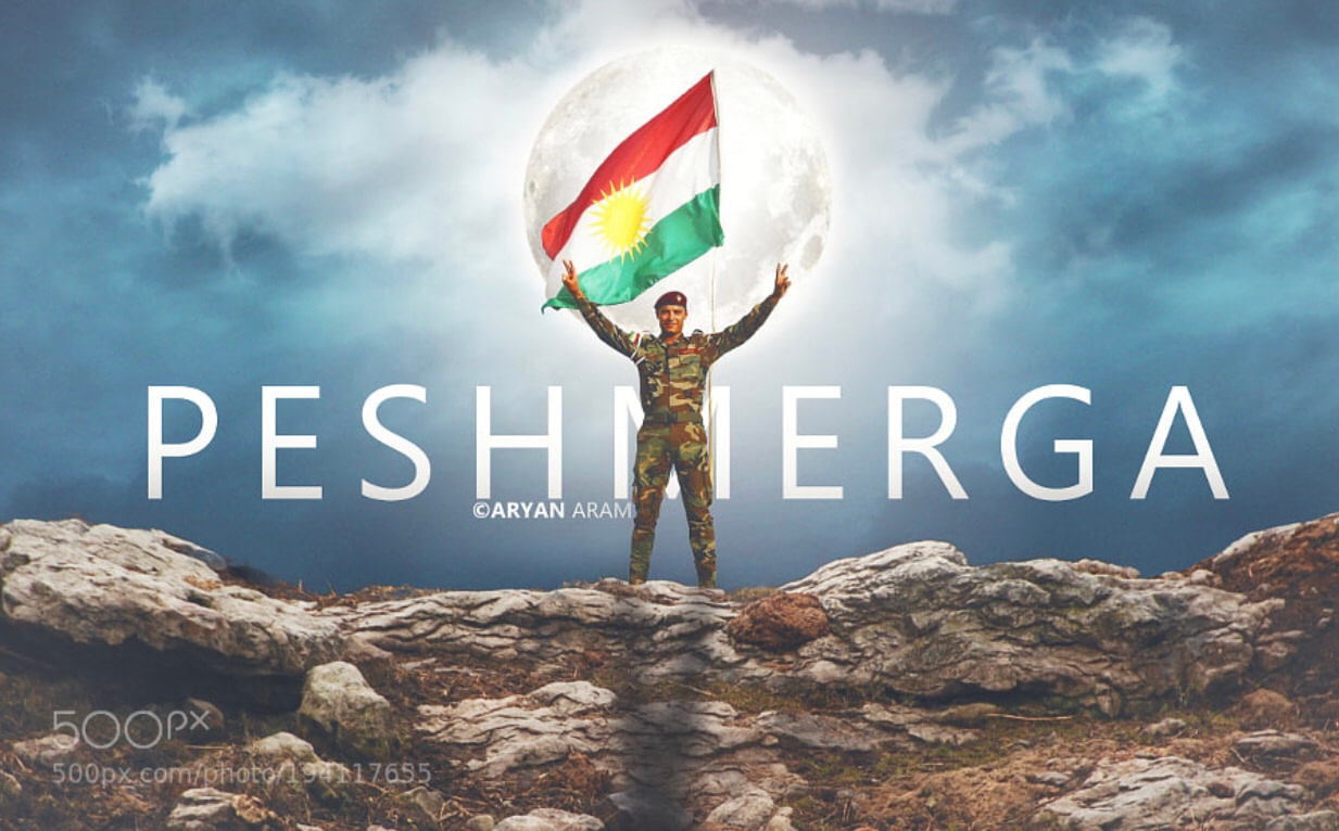 Peshmerga Self Determination