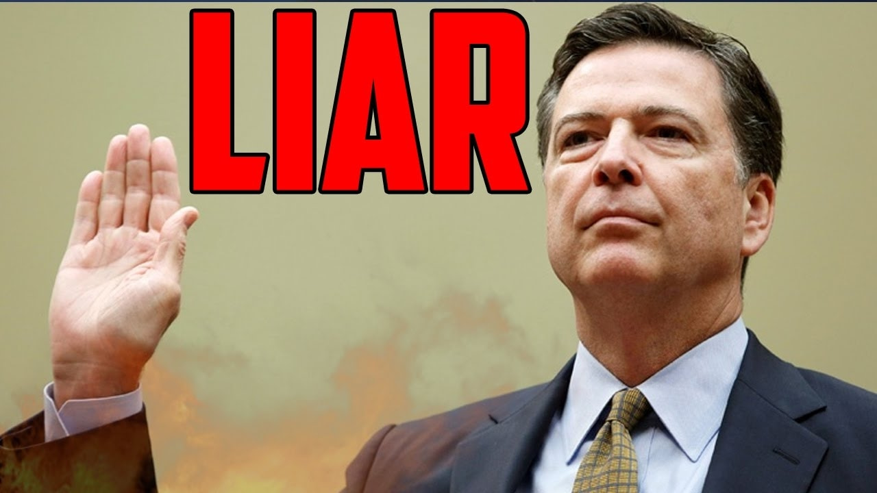 Comey is a Liar